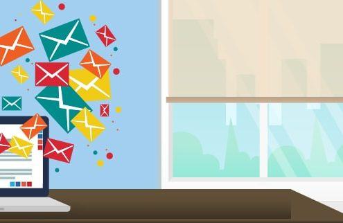 e-mail marketing, contato, clientes