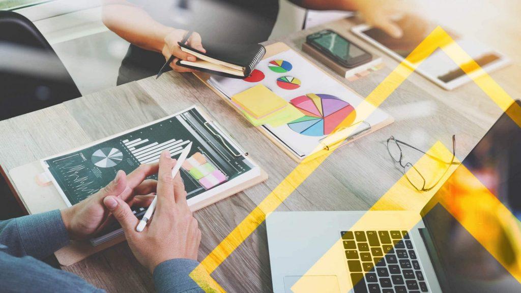 flexibilidade financeira com negócios online